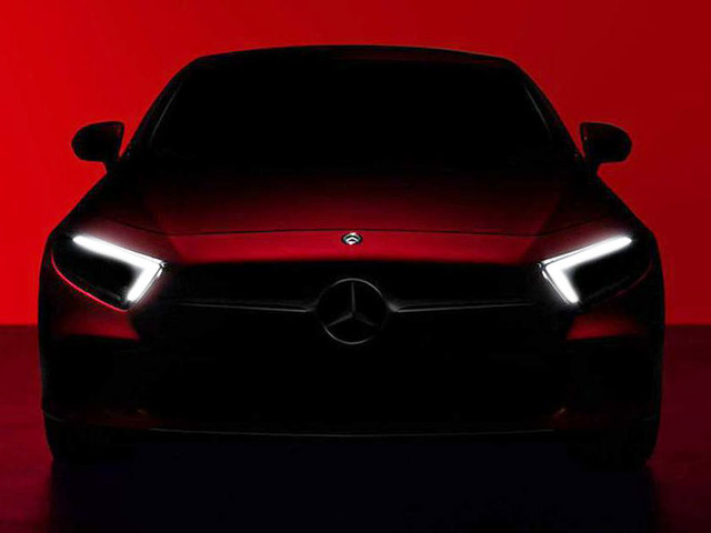 2018 Mercedes-Benz CLS: LED lights and details revealed in new video