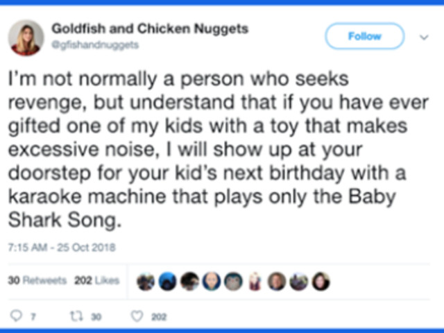 17 Funny Tweets That Sum Up How Parents Feel About 'Baby Shark'