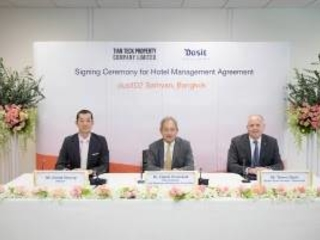 Dusit International signs first dusitD2 property in Bangkok