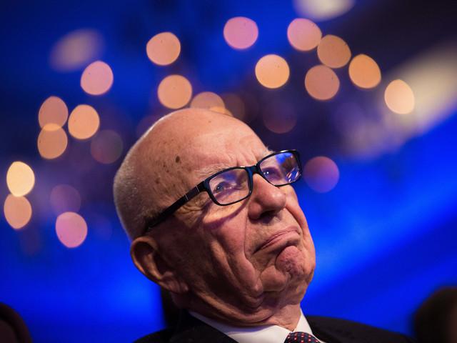 Rupert Murdoch wants Facebook to pay for the news