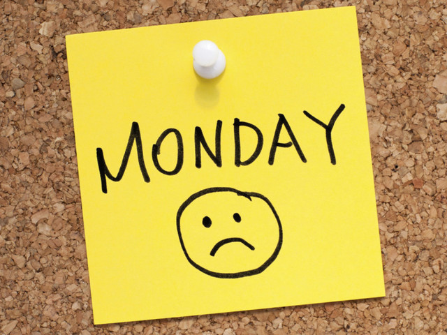 Five Simple Ways To Make Mondays More Bearable