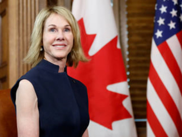 Donald Trump Names Kelly Craft As New UN Ambassador