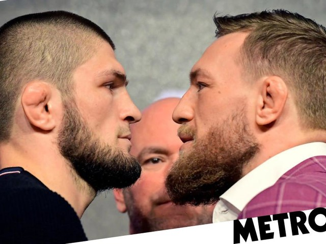 Khabib Nurmagomedov mocks Conor McGregor after knockout defeat to Dustin Poirier