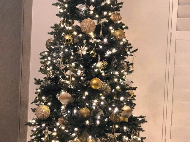 Fans spot Harry Kane's special addition to his and Kate's Christmas tree