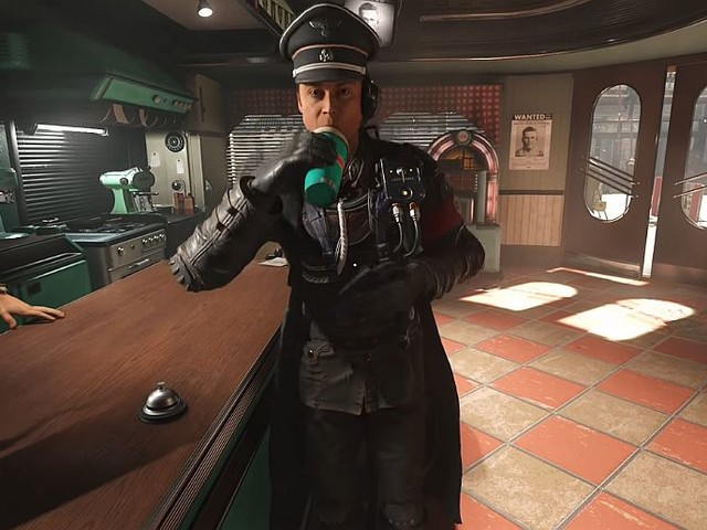 This Wolfenstein 2: The New Colossus video explains the Nazi threat you'll be fighting back against