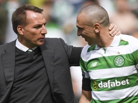 Celtic captain Scott Brown feeling fresh as champions chase treble