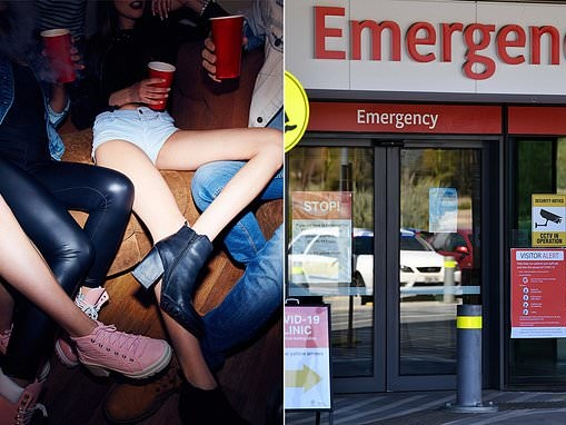 Urgent warning over 'bad batch' of party drug that left one person in a critical condition