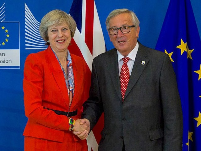 Theresa May to surrender to the EU on free movement during the Brexit transition