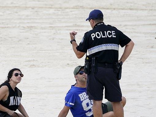 Gold Coast beaches are closed