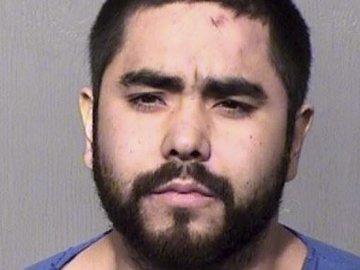 Arizona man allegedly stabbed girlfriend to death after crashing her car