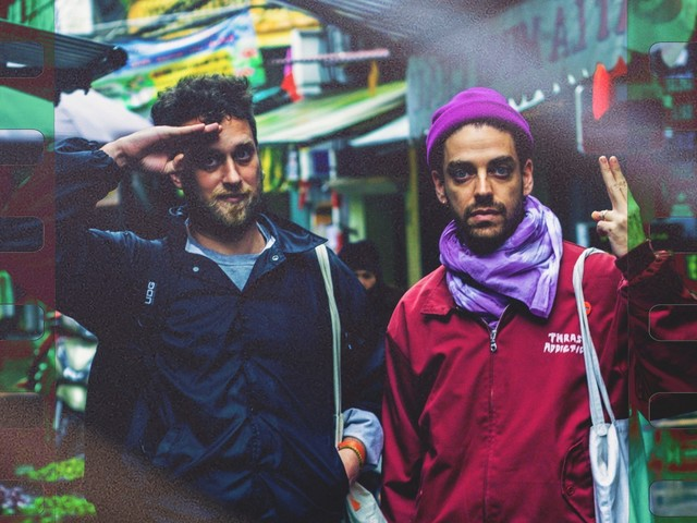 Red Axes announce new EP Trips #2 Vietnam