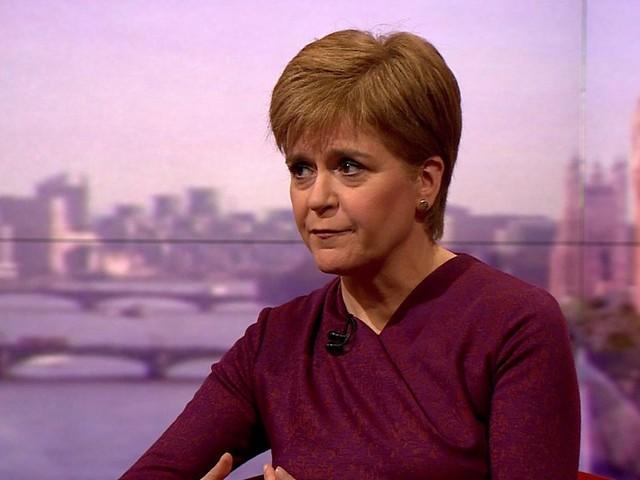 Election 2019: Labour won't turn their backs on SNP - Sturgeon
