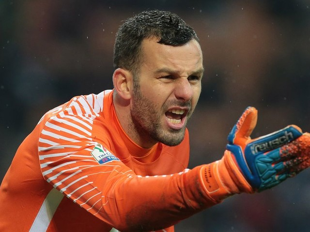 """Handanovic: """"Missing out on the Champions League? We're not even thinking about it"""""""