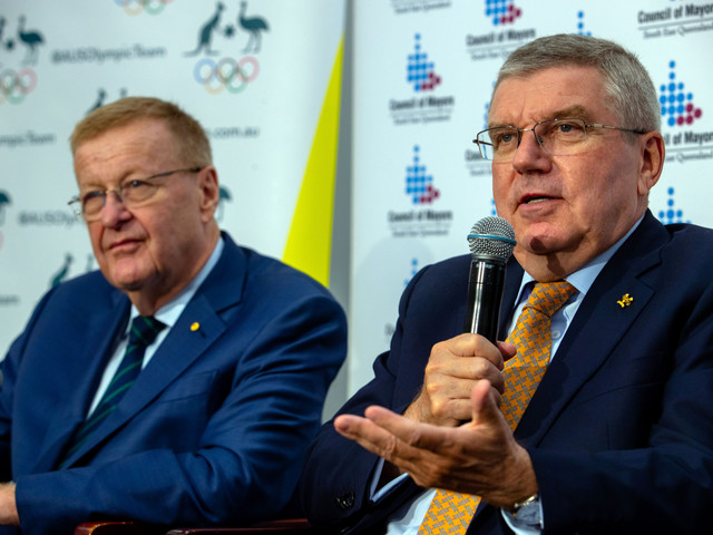Australian Olympic Committee welcomes Queensland Government's donation in build-up to Tokyo 2020