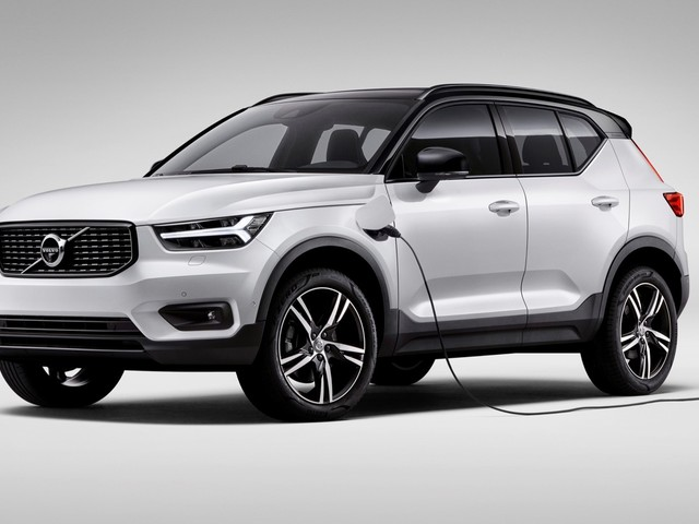 Volvo XC40 EV will be the brand's first electric car
