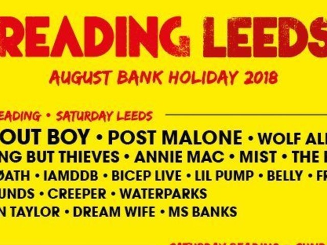 Reading And Leeds 2018 Line-Up Unveiled: 9 Acts Not To Miss At This Year's Festival