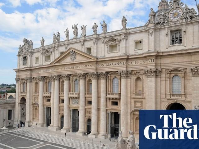 Vatican reveals it owns more than 5,000 properties