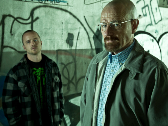 Bryan Cranston and Aaron Paul Finally Announce Joint Project – No, It's Not a 'Breaking Bad' Reunion