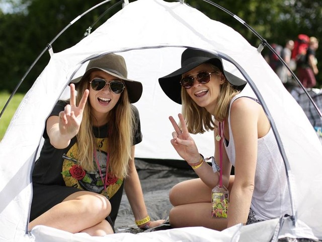 The best tents for festival season from £25 budget options to luxury teepees