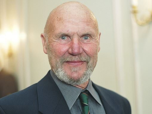 World Cup hero Ray Wilson who played in England's 1966 team leaves £322,000 in his will