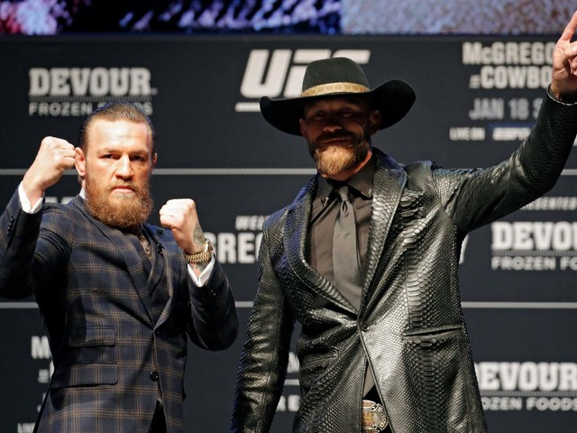 Conor McGregor vs Cerrone: What time does UFC 246 start in the US, when is the main event, how to watch