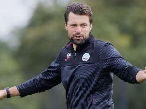 Swansea City: Head coach Russell Martin used the international break as a 'mini pre-season'