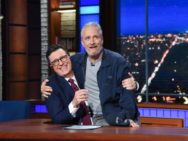 'The Late Show With Stephen Colbert' Returns In Front Of A Live Audience Monday Night