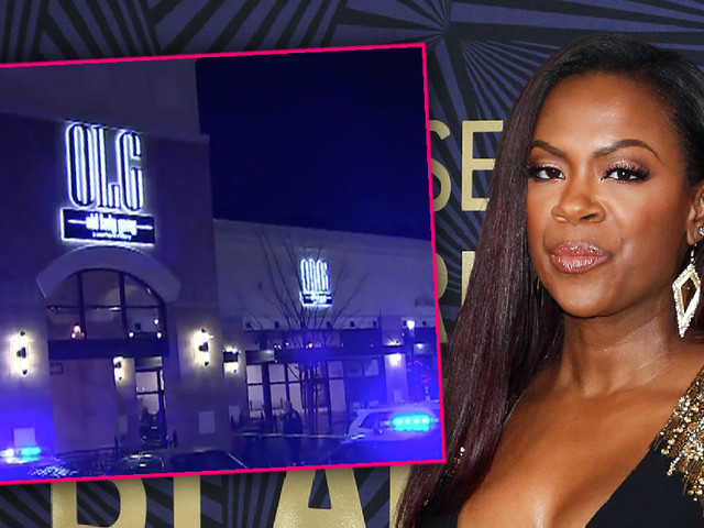 Three People Get Shot On Valentine's Day At Kandi Burruss' Restaurant