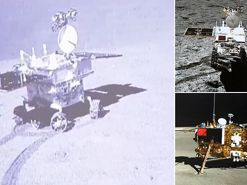 China wants 'to build a house on the far side of the Moon using 3-D printing technology'