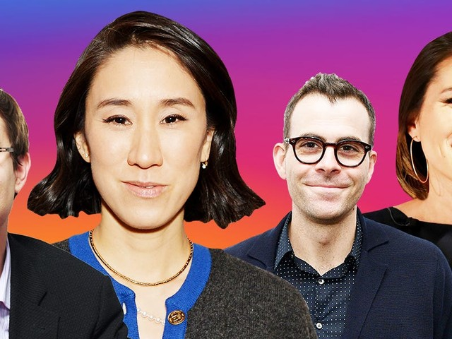 Meet the 25 power players at Instagram who are deciding the future of the wildly popular Facebook-owned app (FB)