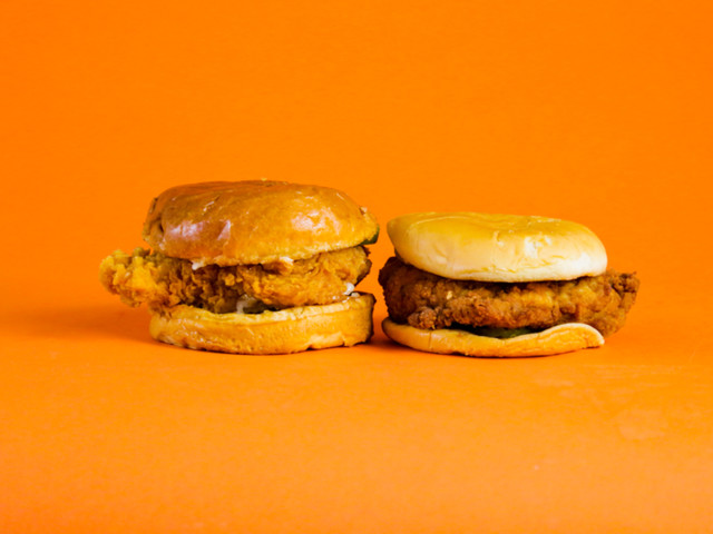 Yeah, but Which Brand Has the Healthiest Chicken Sandwich: Wendy's, Popeye's, or Chick-fil-A?