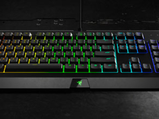 Razer Cynosa Chroma is an entry level spill resistant keyboard