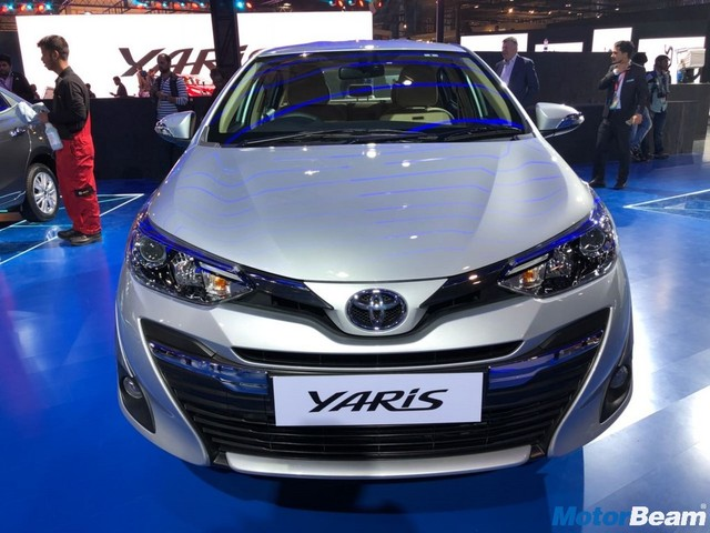 Toyota Yaris Diesel India Launch Unlikely