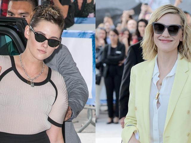 Kristen Stewart & Cate Blanchett Attend a Jury Dinner for Cannes Film Festival 2018!