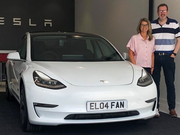 Collecting My Tesla Model 3 Today – A Petrol Head's Journey to the Electric Side
