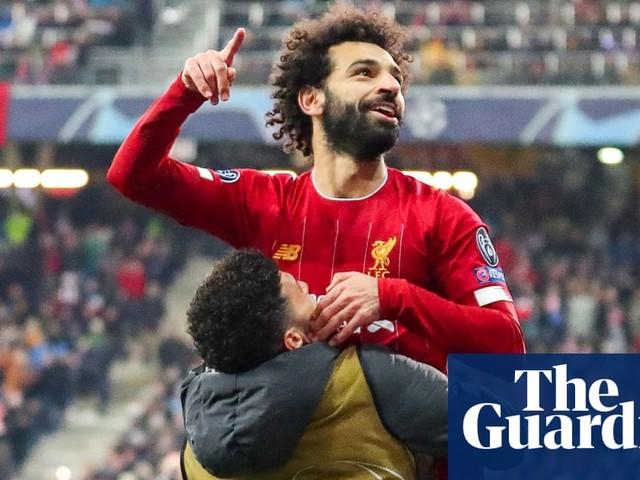 Jürgen Klopp salutes 'sensational' Salah finish after Liverpool battle through