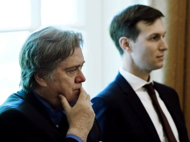 Are Bannon and Breitbart Going to War Against Trump?
