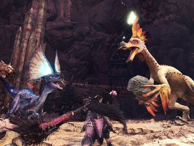 Monster Hunter World – here's the current Event Quest Schedule for March