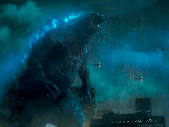 'Godzilla: King of the Monsters' Stomps Into Box Office as 'Aladdin' and 'Rocketman' Duel