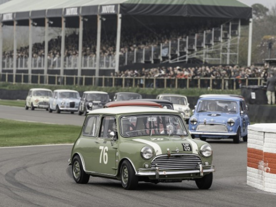 Goodwood Revival 2019 review: racing through the ages