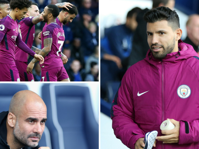 Man City news and transfer rumours LIVE Sergio Aguero and Pep Guardiola updates