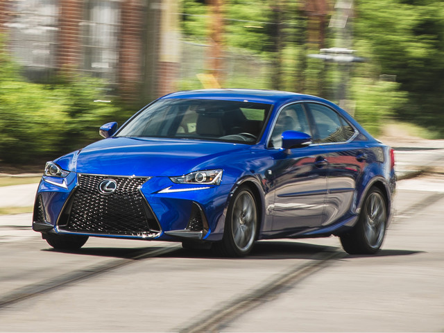 2017 Lexus IS In-Depth Review: It's Not Afraid to Stir the Pot in a Simmering Segment