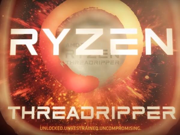 AMD Launches Its 'Budget' Ryzen Threadripper Processor at $549