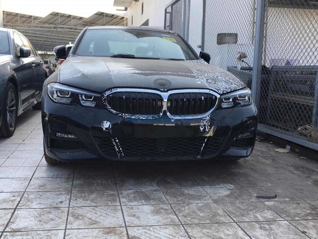 Seventh Generation Bmw 3 Series Spotted In India Will Go On Sale In