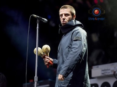 Liam Gallagher confirms outdoor Irish gigs for 2018