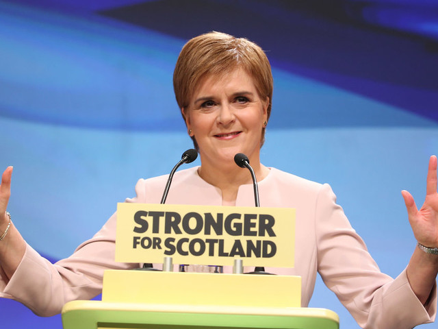 Scottish Nurses £800 A Year Better Off Than English Equivalents As SNP Announce 3% Pay Rise