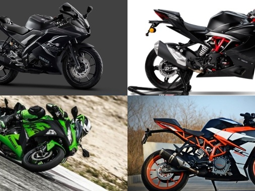 Under INR 3 Lakh: Best Sports Bikes In India