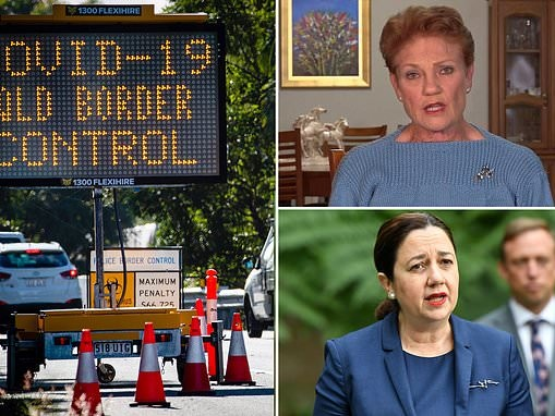 Queensland would be forced to prove COVID-19 dangers in High Court challenge