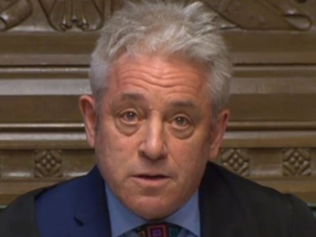 What does John Bercow's explosive intervention mean for Brexit?