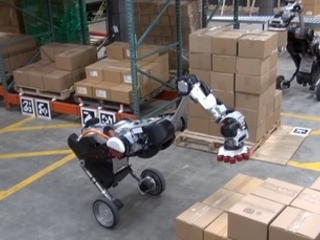 Boston Dynamics' latest robot is disappointingly humdrum